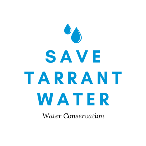 Save Tarrant Water Logo